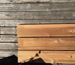 diy deck project installing beautiful new cedar decking to