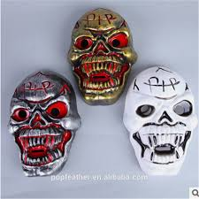 wholesale plastic halloween mask factory online buy best plastic