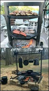 Firepit Grills Pit Grill Ideas Pit Grill Ideas For Your Backyard Open