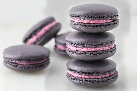 blueberry buttercream macarons southern fatty