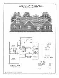calvin jayne plans single story 2360 3885 sq ft