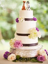 simple wedding cake designs simple chic wedding cakes we bridalguide