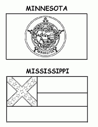 state flag coloring pages with regard to really encourage to color
