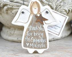 mother u0027s day for godmother handcrafted salt dough gift ornaments