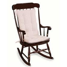 outdoor rocking chair cushion sets rocking chair cushion