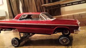 matchbox chevy impala 64 impala lowrider model car hopper youtube
