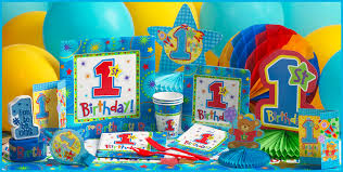 1st birthday party supplies 1st birthday party supplies boy image inspiration of cake and