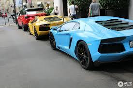 lamborghini aventador blue kuwait supercars baby blue lamborghini aventador lp 700 4