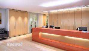 Small Reception Desk Ideas by Home Office Initiative Office Design Modern New 2017 Design