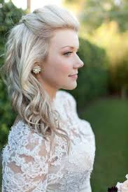 wedding hairstyles for medium length hair half up janustyles wedding hairstyles for medium length hair half up half