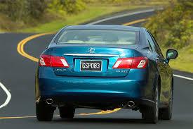 blue lexus es 350 2007 lexus es 350 overview cars com