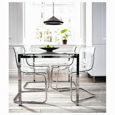 Clear Acrylic Dining Chair Furniture Clear Dining Chairs New Eames Style Dsw Clear Acrylic