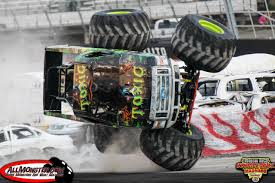 monster trucks jam 2014 bristol tennessee thompson metal monster truck madness july
