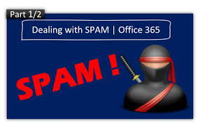 What Is Flagged Email Dealing With Spam Mail In Office 365 Part 1 2 O365info Com