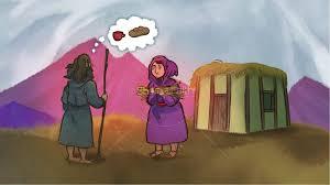 1 kings 17 elijah and the widow kids bible story kids bible stories