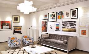 Hang Art | how to perfect the salon style hang an easy guide art for sale