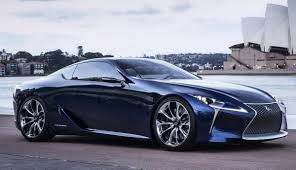 videos lexus coupe lexus lc coupe coming to america in 2017 ecomento com