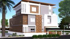 home exterior design maker modern house front side design india elevation design 3d1 jpg 1200