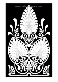 ancient ornament vector