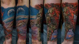 halo tattoo artist tattoo collections