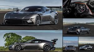 Aston Martin Vulcan 2016 Pictures Information U0026 Specs