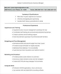 resume template for ojt free download resume sle format combined resume template functional resume