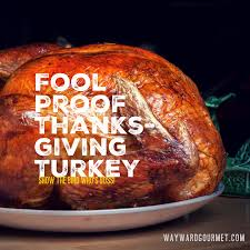 fool proof thanksgiving turkey show the bird who s