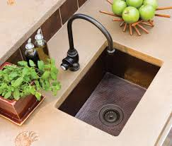 undermount kitchen sink with faucet holes undermount kitchen sinks image home design and decor