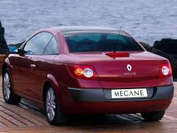 renault megane 2003 renault megane ii coupecabriolet 2 0 dynmaique version 2003