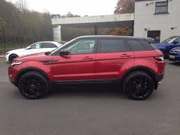 land rover range rover evoque 2014 land rover range rover evoque in cookstown northern