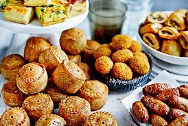 Kids Party Food Ideas Buffet by Desserts