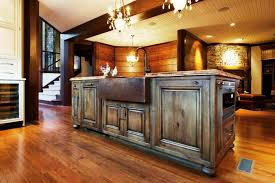 wood kitchen island table rustic kitchen islands tables build rustic kitchen islands
