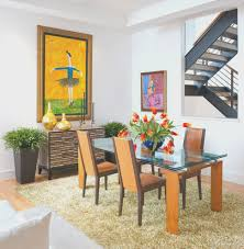 dining room awesome contemporary dining room wall art wonderful