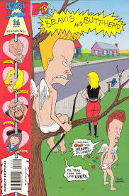 beavis and butthead comic books search tattoos