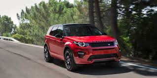 discovery land rover 2018 2018 land rover discovery sport vehicles on display