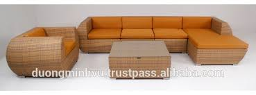 Outdoor Rattan Corner Sofa 2015 Modern Rattan Corner Sofa Outdoor Furniture Modular Sofa Sets