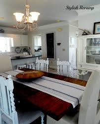 antique farm table kitchen island an antique farm table is gets a