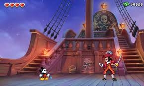 my shiny toy robots game review epic mickey power of illusion 3ds