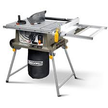 table saw with dado capacity rockwell rk7241s table saw with laser