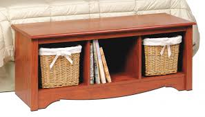 Storage Bench Bedroom Bedroom Storage Bench Cherry