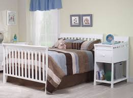 Gray Convertible Cribs by Sorelle Florence 4 In 1 Convertible Crib U0026 Reviews Wayfair