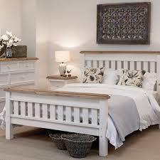 White Timber Queen Bedroom Suite Bedroom Alderford Interiors