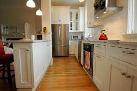 Small Galley Kitchen Makeovers Kitchen Remodel New England Design U0026 Construction
