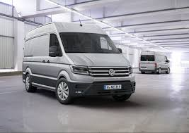 new volkswagen bus 2017 new 2017 volkswagen crafter debuts with fwd option us market