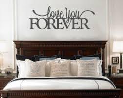 Forever Bed Frame Above Bed Decor Etsy