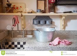 old dutch kitchen stock image image 34813271