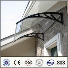 Awning Direct China Factory Direct Sale Polycarbonate Awning Pc Canopy For Doors