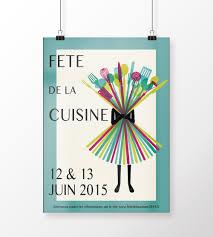 cuisine de fete cyrielle é affiche fête de la cuisine