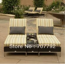 chaises cann es buy rattan chaise lounge and get free shipping on aliexpress com
