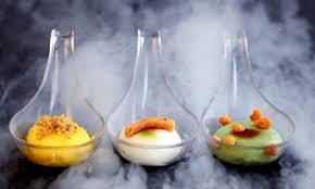 molecular gastronomy cuisine 6 molecular gastronomy restaurants in delhi ncr